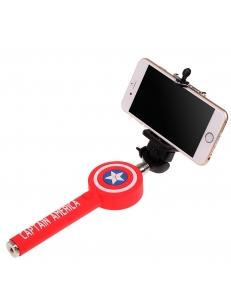 Monopod Captain America