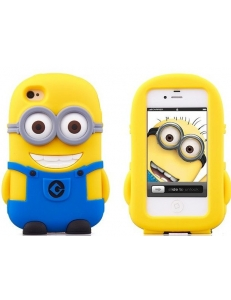 3D Minion Case for İphone 5/5S