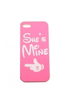 She is Mine Case for İphone 5/5S