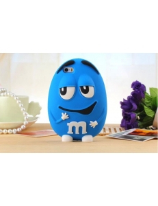 3D M&M Chocolate Case  for İphone 5/5S/6/6 Plus