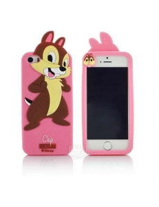 3D Chip Case for İphone 5/5S