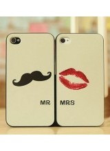 MR&MRS Case for İphone 5/5S/6