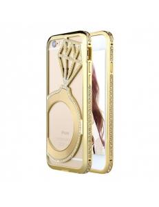 Diamond Ring Case for İphone 5/5S/6, Samsung S6/S6 Edge