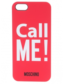 Moschino Call Me Case for İphone 5/5S/6