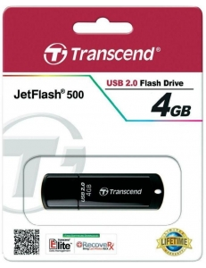Transcend Jetflash 500 4Gb